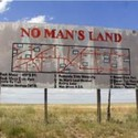 No man s land large