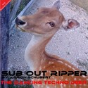 4.The Dancing Techno Deer by SUB OUT RIPPER