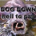 DOG DOWN