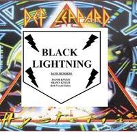 Shawns rock legends by Black Lightning Band