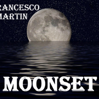 Moonset by Francesco Martin